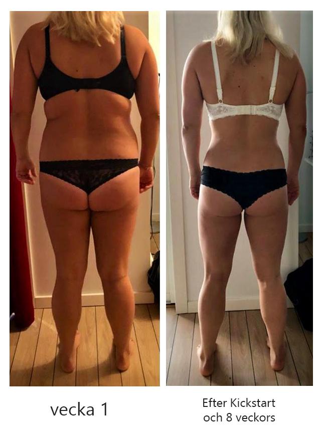åtta veckors diet